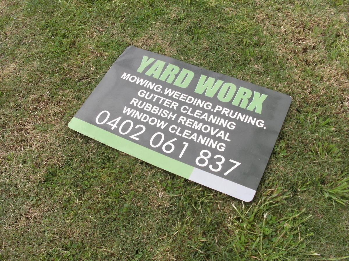 Yard Worx
