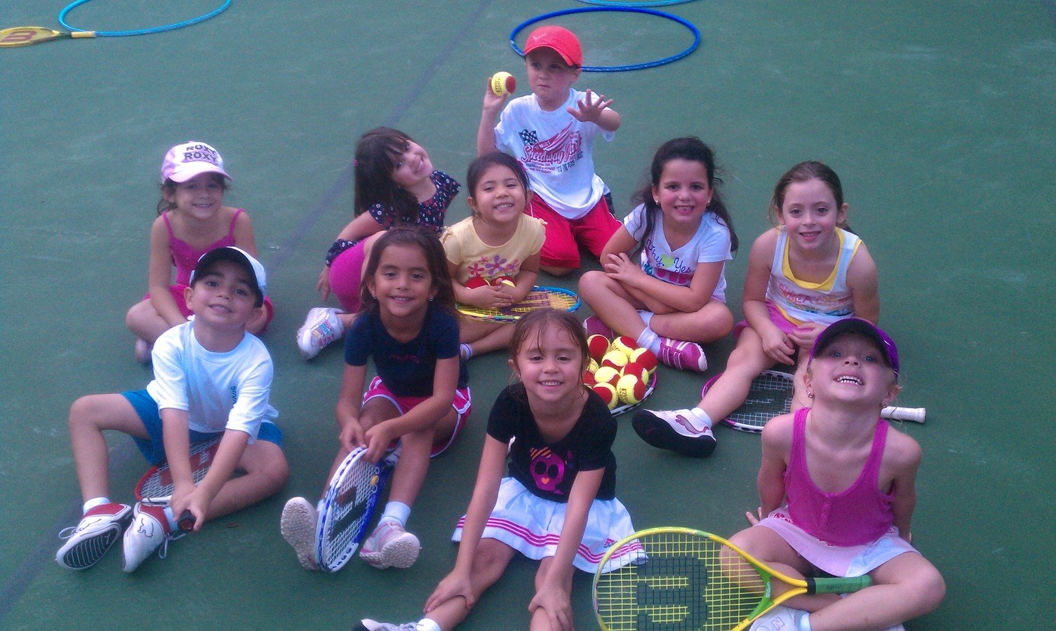 Little Tennis Kids