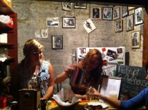 Postcrypt Coffeehouse Volunteers