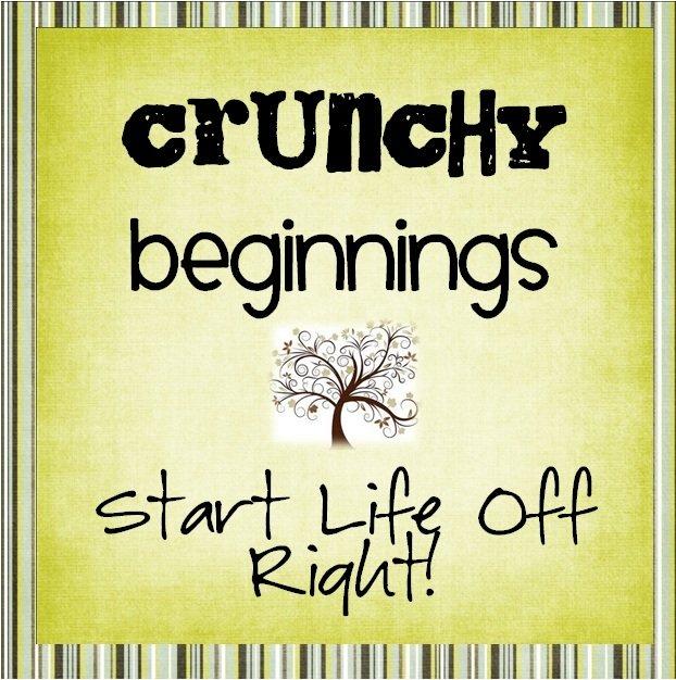 Crunchy Beginnings