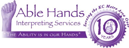 Able Hands Interpreting Services