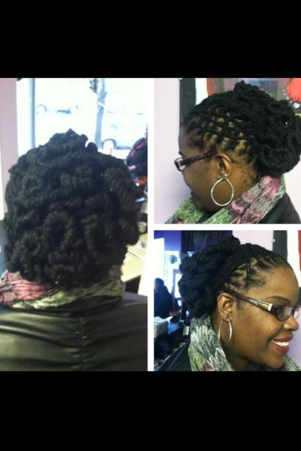 Uptown Natural Natural hair, waxing and makeup