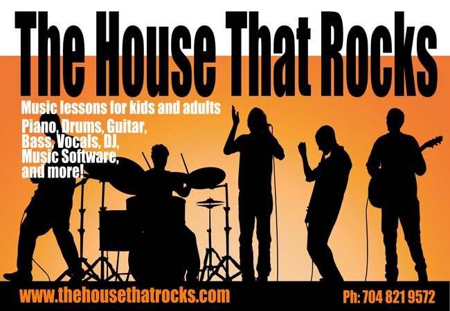 The House That Rocks