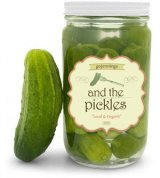 and the pickles