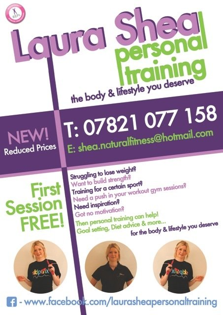 LAURA SHEA PERSONAL TRAINING