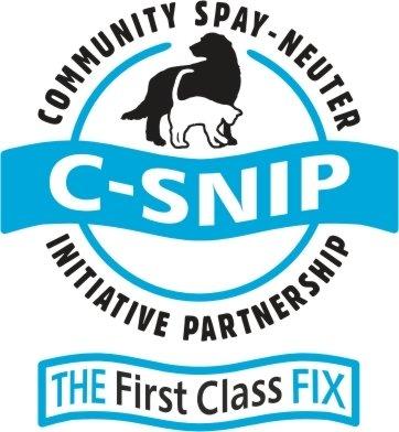 C-SNIP Community Spay Neuter Initiative Partnership
