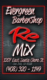 Evergreen Barbershop