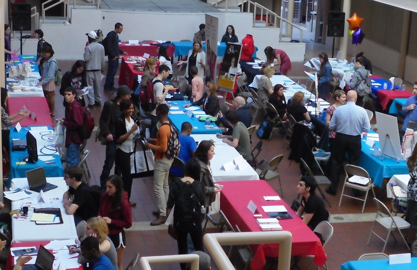 Career Services at the University of the Arts
